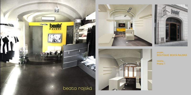 BOUTIQUE BEATA RAJSKÁ